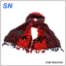 2013 Fashion Ruffle Bubble Shawl