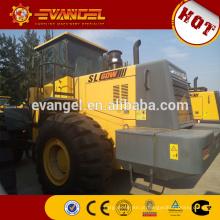 Preço barato Shantui 6 ton 3.5m3 SL60W carregador de trator