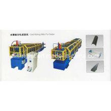 Machine de formage de rouleaux de tuyau de descente de haute qualité