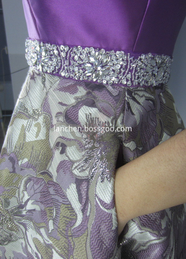 beading dress