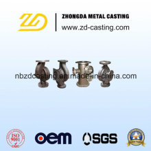 Customed Valve with Carbon Steel by Stamping with High Quality