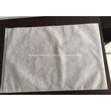 Funda de almohada no tejida de la aviación que hace la máquina