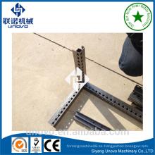 Wuxi ciudad nueve rodillo rack doble que forma la máquina