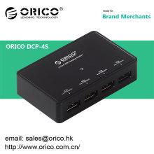 Chargeur mobile USB ORICO DCP-4S 4 ports pour iPhone / iPad / téléphone portable / tablette PC