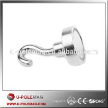 NdFeB Magnet Pot con gancho China fabricante