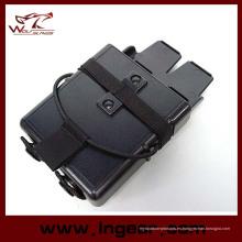 Molle Fastmag M4 5,56 Revista Clip soporte bolsa para bolsa militar Tactical Mag
