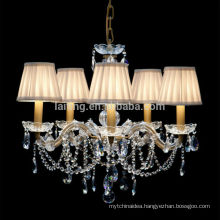 Factory-outlet Crystal Lampshade Chandelier Light from Shenzhen