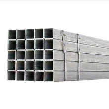ERW surface Welded Polished stainless steel square pipe with grade 202