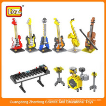 LOZ plastic building blocks toys, importation de jouets en provenance de Chine