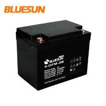 Batería solar de alta calidad del gel 12v 150ah para 5kw del sistema de red