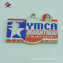 Professional suppliers from China area custom zinc die cast medals