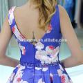 Custom Made Evening Dinner Dress Short White Satin Elegant Dress Latest Design Prom Layers Dress
