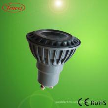 GU10 3W светодиодные прожекторы (COB 1 * 3W)
