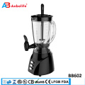 Anbolife, aparato de cocina profesional, trituradora automática, máquina mezcladora, licuadora de mesa eléctrica comercial multifunción