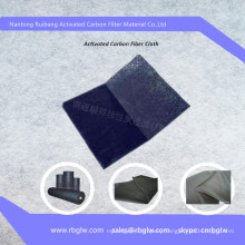 Active Charcoal Fiber Fabric Carbon filtration