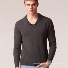 Camisola masculina 2017 malha masculina camisola masculina v camisola pescoço
