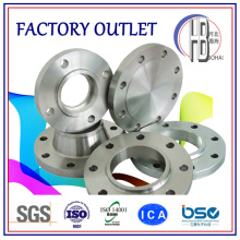304/316 Stainless Steel Threaded Flange American Standard with Big Discount