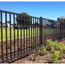 Декоративная домашняя стальные трубчатые безопасности пограничной стены конструкции решетки