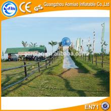 Taille enfant 0.7mmTPU / 0.8mmPVC ballon hamster gonflable pour enfants