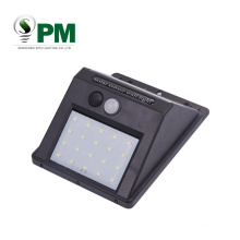 High quality Waterproof LED Wall Light IP65 ABS LED PIR Sensor light CN