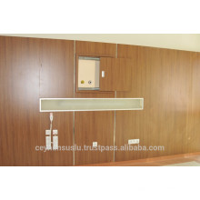 New Design Sliding Wooden Hospital Bedhead