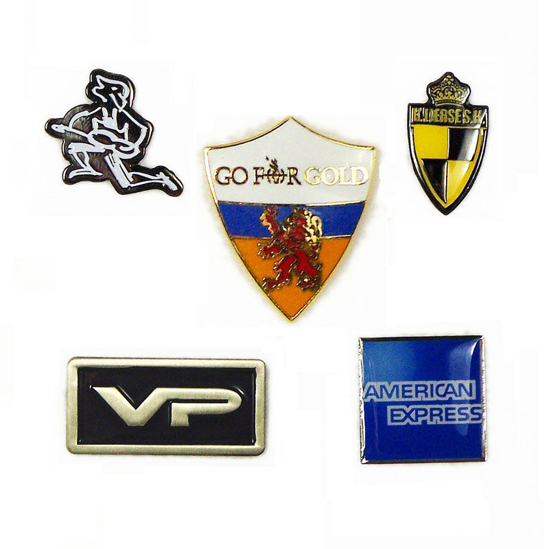 Lapel Pins Metal Pins Enamel Pin