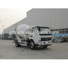 Shacman brand 6 wheels drive concrete mixer truck for 3-6 cubic meter