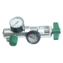 Medical Pin Index Gauge-Flow Oxygen Pressure Regulator