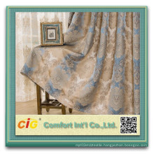 Fashion New Design Pattern Embroider Curtain Fabric