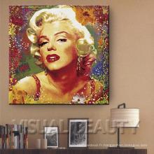 Marilyn Monroe Pop Art Paintings
