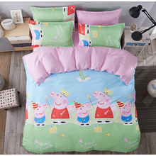 Pigment Printed Beddings for Children
