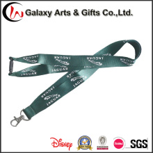Heat-Transfer Nylon Lanyard with Metal Hook Attachment