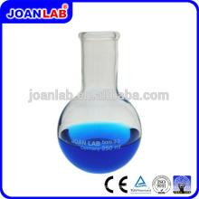 JOAN LAB Bouteilles en verre à base de borosilicate étroit Bouteille à ébullition