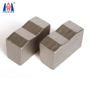 M Shape Sharp Diamond Granite Blade Segment