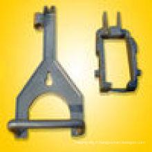 Base de tabouret de composant d'équipement de bâti en aluminium d'aluminium 356 T6