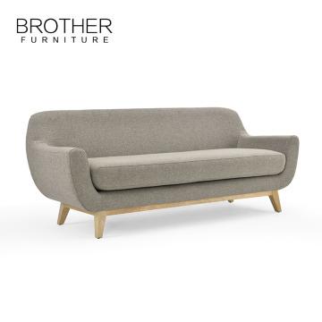 Canapé-lit commercial moderne de dormeur pour le salon, long sofa