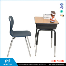 Mingxiu High Quality Cheap School Desk and Chair / Desk and Chair