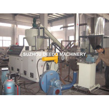 PVC Hot Cutting Pelletizing Machine