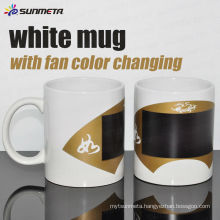 Sublimation Printing Photo Color Changing Mug,Sublimation Ceramic Magic mug