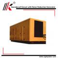 OEM Preço de Fábrica para Central Elétrica, 400KW Gerador Diesel Alli Baba Com