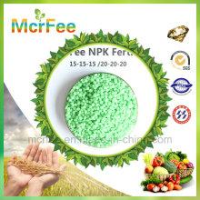 NPK soluble dans l'eau - Micronutriments et macronutriments