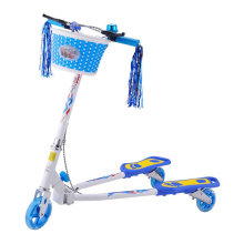 Fashion Scooters with Basket and Bell