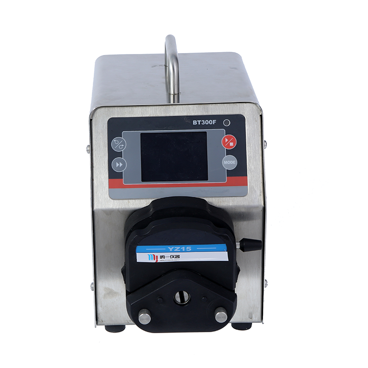 peristaltic pump filling machine