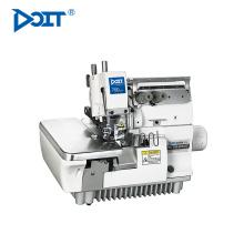 DT 700-02X250 2 needle 4 thread flat bed pocket sewing overlock industrial machine