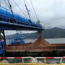 Ske Bulk Materials Loading Belt Conveyor System Design for Truck/ Ship/ Train/ Railcar