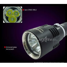 2014 hot product aluminum led diving torch diving light