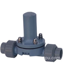 Back Pressure Injection Valve