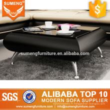 SUMENG guangdong hotel furniture table basse carrée en bois