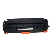 Cartucho de tóner compatible con el color para HP Cc530 Cc531 Cc532 Cc533