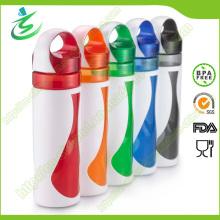 550 Ml Milk Design Tritan Water Bottle with Handle